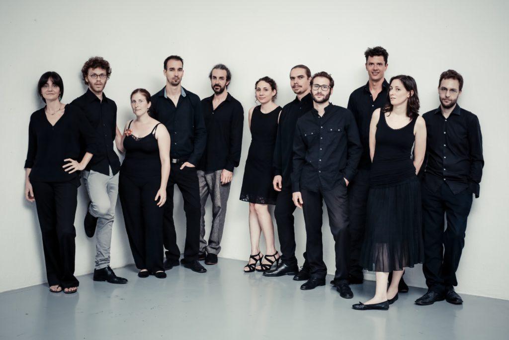 (c) Wolfgang Silveri, Schallfeld Ensemble